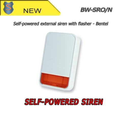 Sirena per esterno bw bentel for B w da esterno