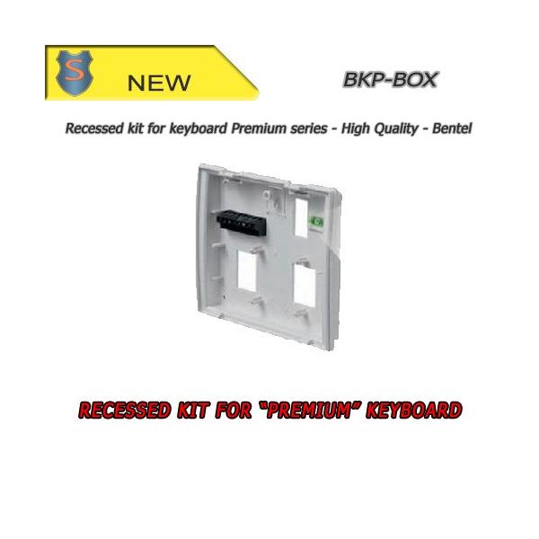 PREMIUM Keypad flush mounting kit - Bentel