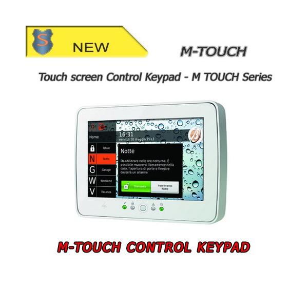 Tastiera Touch screen per centrali Absoluta - Bentel