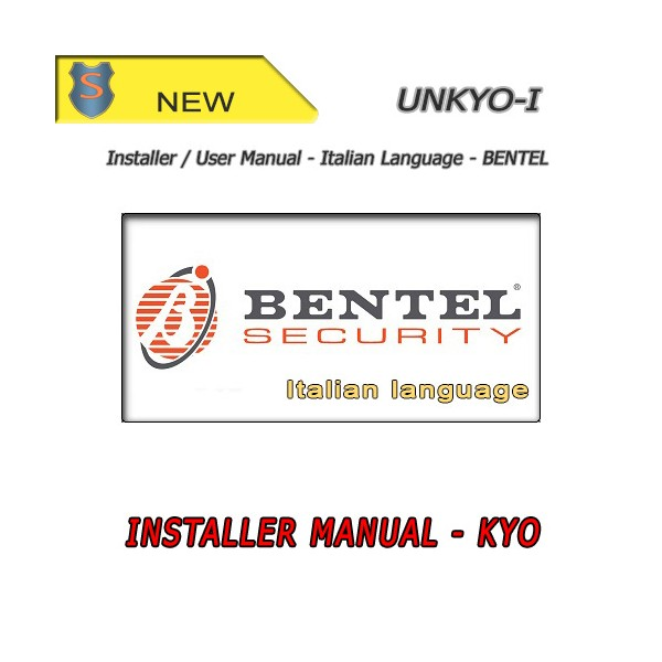 Instructions: installation, keyboard programming and central unit. Bentel
