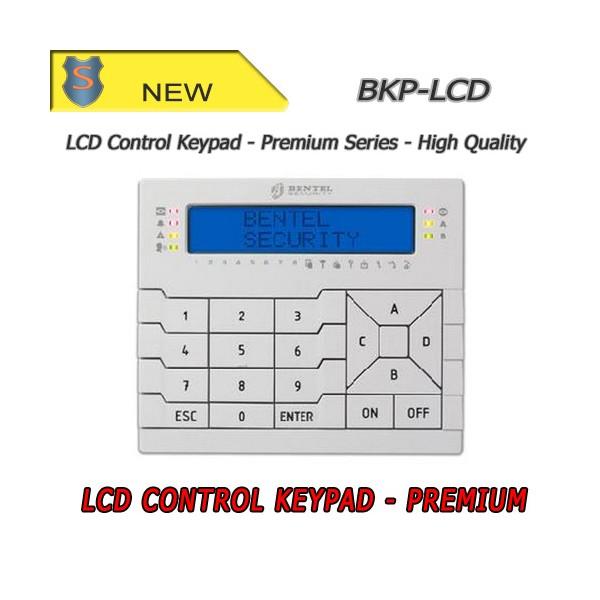 Tastiera Premium LCD - Bentel