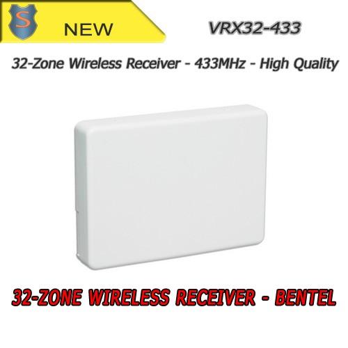 Vrx32 433 ricevitore via radio a 32 zone per kyo unit e for Bentel kyo 320 prezzo