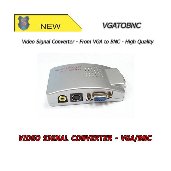 VGA - BNC Video Signal Converter - Setik