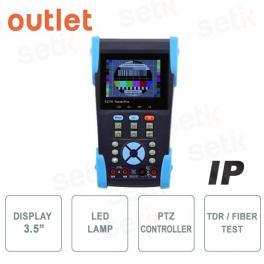 TSTPRO03T_USATO - Tester CCTV 3.5\
