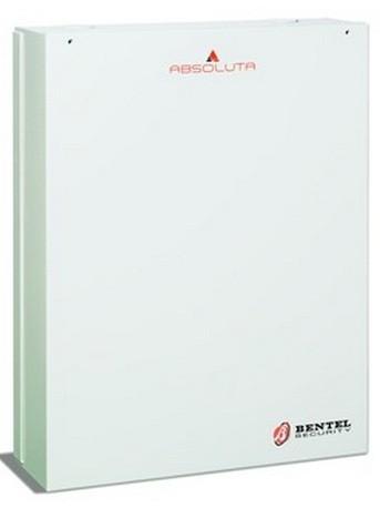 Centrale d 39 allarme ibrida 16 zone certifica en50131 for Bentel security absoluta