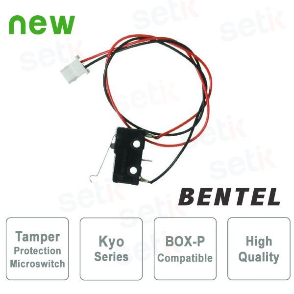 Antisabotage/tearproof tamper for BOX-P boxes - Kyo Series by Bentel - ASNC