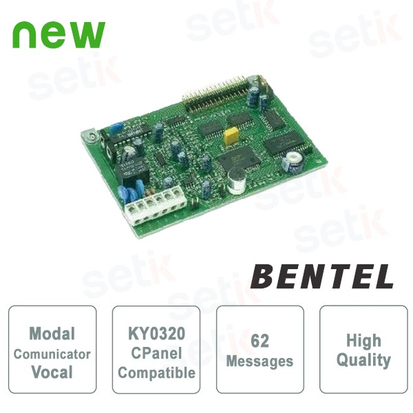 Vocal Synthesis Board for Central KY0320 - Bentel