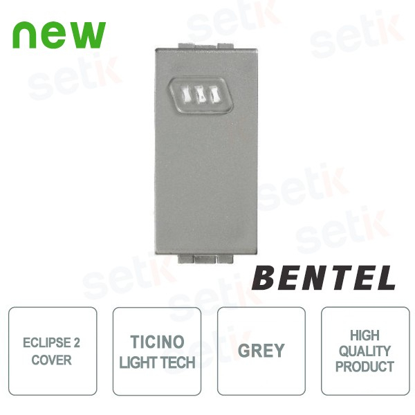 Eclipse 2 Cover - Ticino Light Tech - Bentel