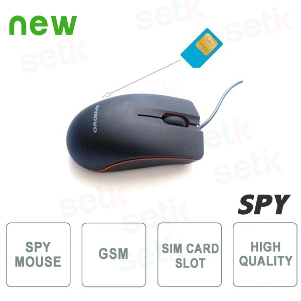 Mouse - Environmental GSM - Secret