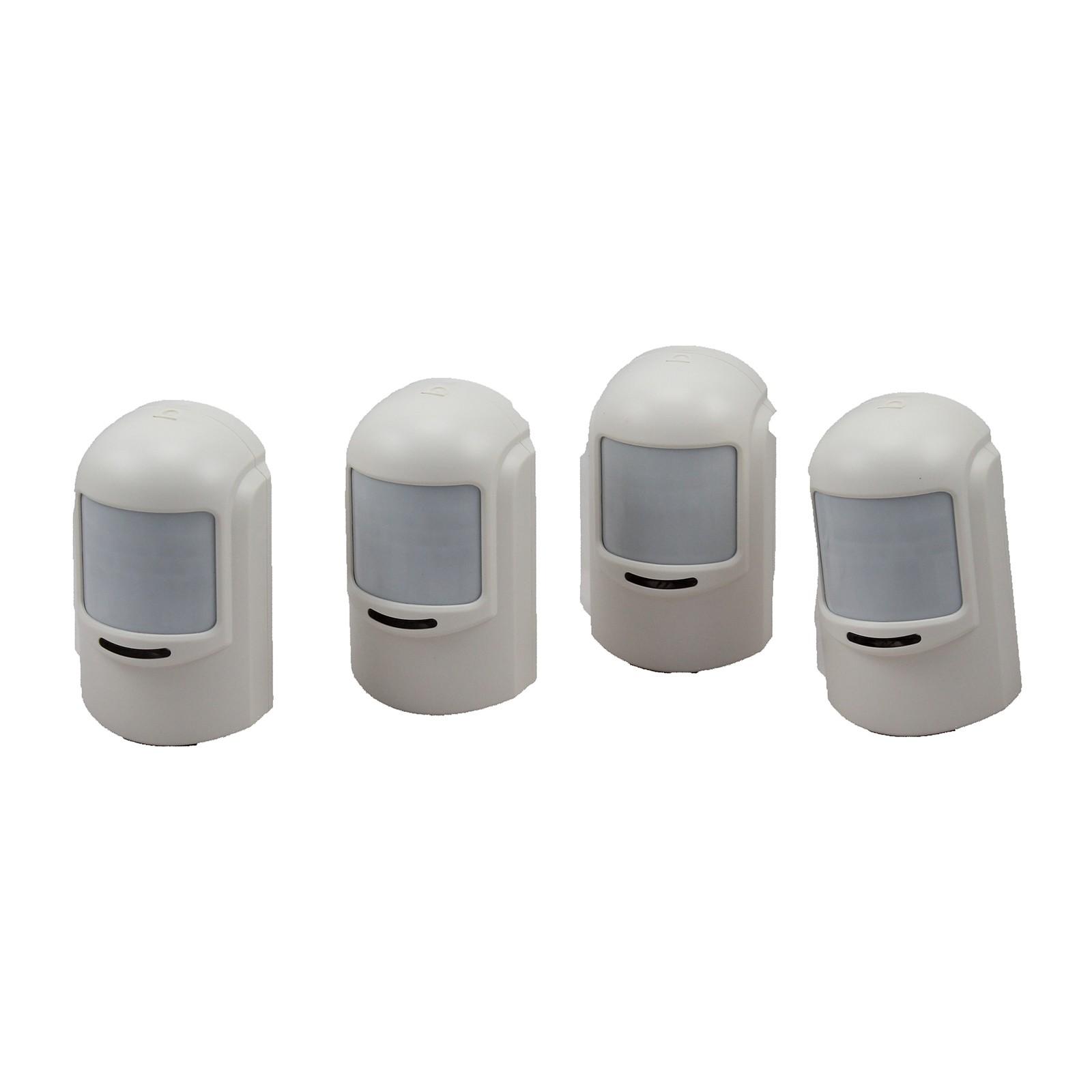 Kit alarme maison sans fil alarme maison sans fil orlans for Alarm maison sans fil