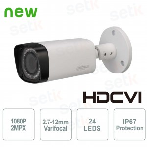 2Megapixel 1080P Water-proof HDCVI IR-Bullet Camera - Dahua