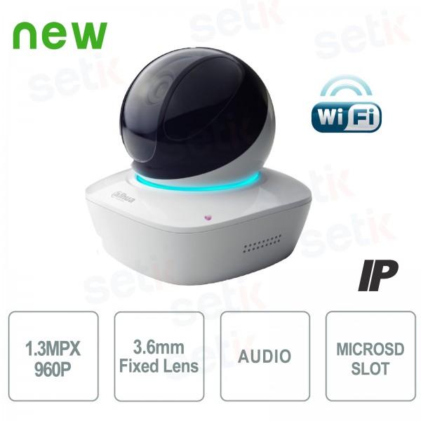 1.3MP HD A series Wi-Fi PT (Pan/Tilt) Indoor Camera - Dahua