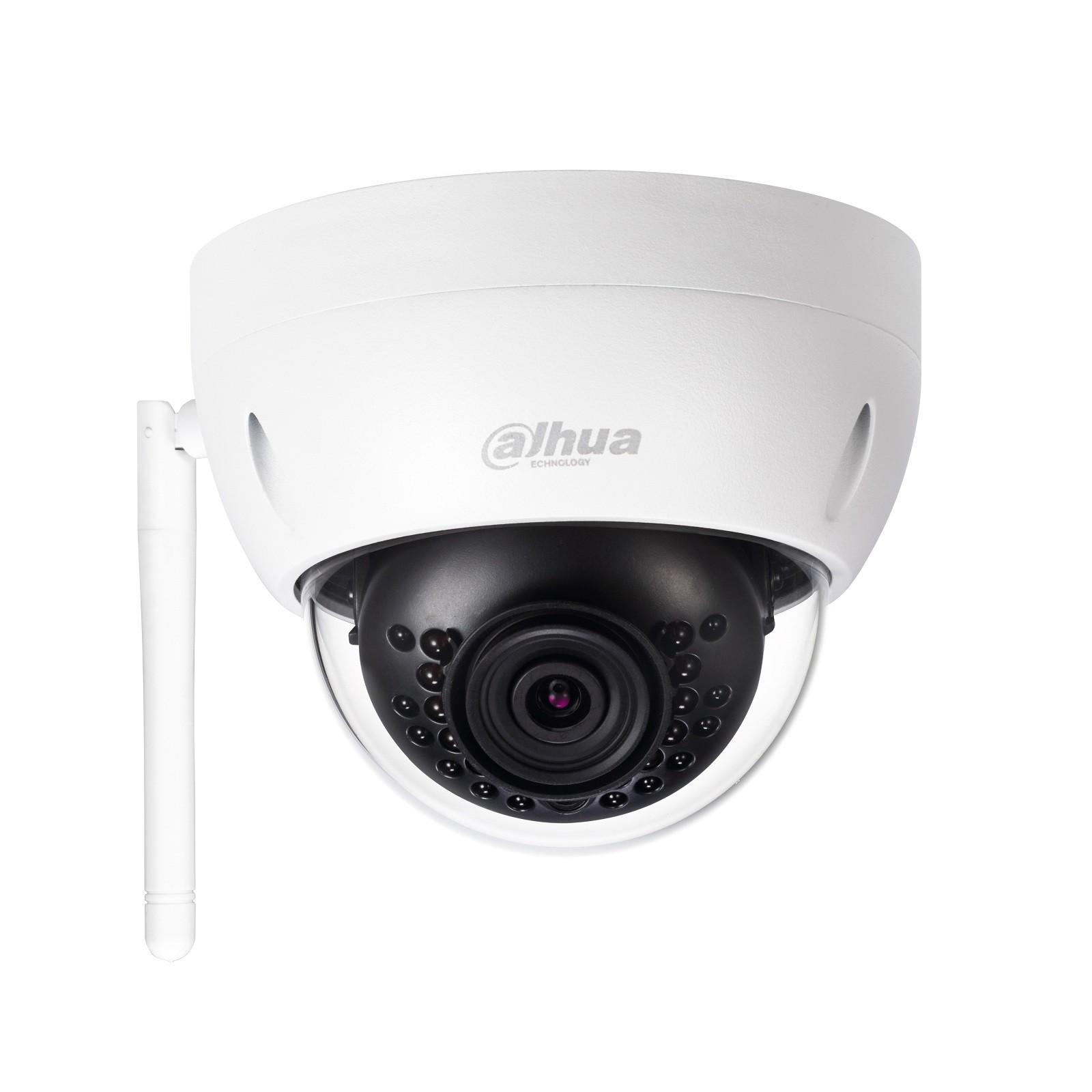 Telecamera IP Mini Dome WiFi 3Mpx Ottica 28mm