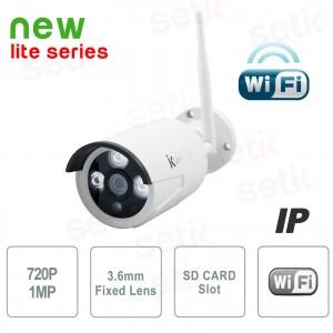 Telecamera IP Standalone 1MP... Setik BLIP10-36IRLTS IP Cameras