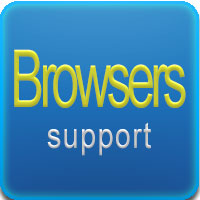 Questo DVR ? compatibile con tutti i Browser: Firefox mozilla, google chrome, safari, Internet Explorer