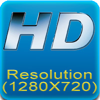 Risoluzione HD 720P 1280x720