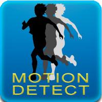 Funzione Motion Detection