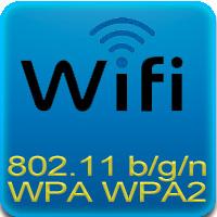 Supporto connessione WiFi Wireless
