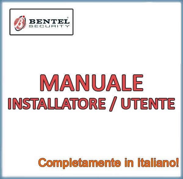 Istruzioni per installazione programmazione da tastiera for Bentel absoluta manuale installatore