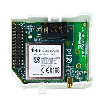 Comunicatore Modulo GSM / GPRS per centrali serie BW - BENTEL
