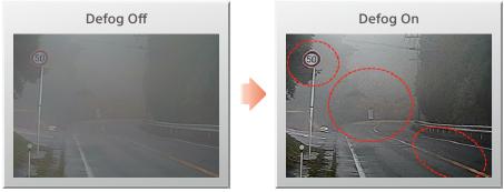Immagine esempio funzione DEFOG
