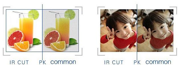 Esempio Funzione IR Cut Filter
