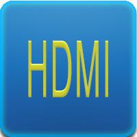 Questo DVR presenta 1 ingresso HDMI