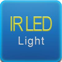 Illuminatore IR fino a 25mt