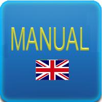 Il manuale della telecamera è in lingua inglese