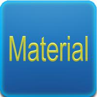 Materiale con cui è stato creato il dispositivo