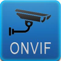 Questo DVR supporta telecamere per la videosorveglianza con standard ONVIF