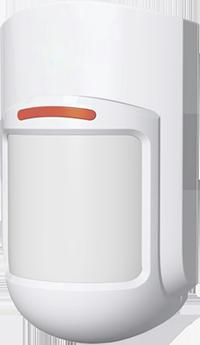 4x Sensori Allarme Allarme PIR