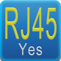 Questo DVR presenta 2 porte RJ-45 ( 10 / 100 / 1000Mbps)