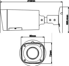 together with 311 Allarme Con Telecamera Via Inter  Oplink together with 1051 Telecamera Ip 30mpx Bullet 28 12mm Motorizzata Ip66 Ir Dahua Ipc Hfw2300r Z likewise 2 Mega Pixel Ip Camera Dh Ipc Hdb3200c Dahua Mini Dome 1080p Cctv Ip Camera Ip Camera With Movement Twin Entry For Radiator 869448980 likewise Dh Pfa13a. on dahua camera ip