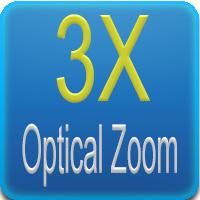 Zoom Ottico da 3x