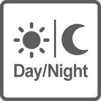 Icona Funzione Day/Night