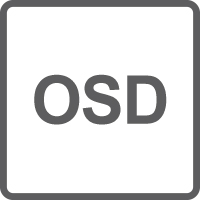 Icona OSD menù