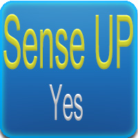 Icona Funzione sense-up sense up