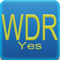 Icona Funzione WDR Wide Dynamic Range