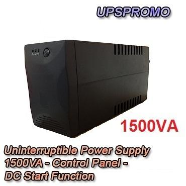 Gruppo di continuità UPS con potenza pari a 1500VA. Setik