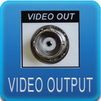Uscita video bnc