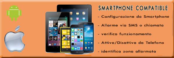 Completamente compatibile con sistemi mobile