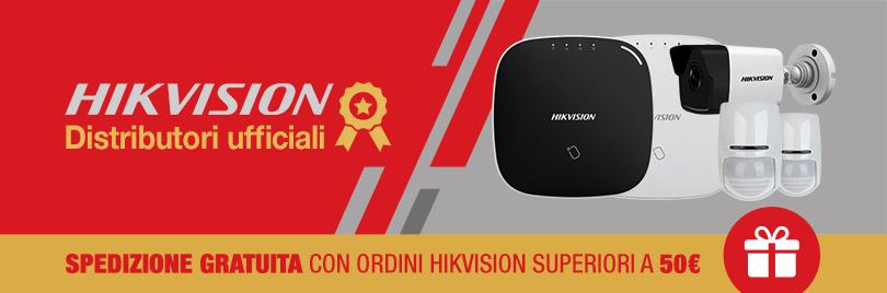 Sicurezza Hikvision