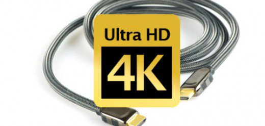 Porta HDMI 4K