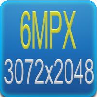 6Megapixel