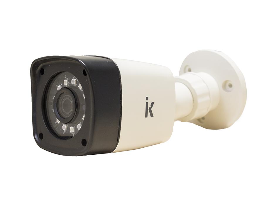 Telecamera Bullet per la videosorveglianza con 4 tecnologie in 1, 1080P ottica fissa 3.6mm