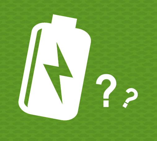I sistemi ajax sono muniti di batterie?