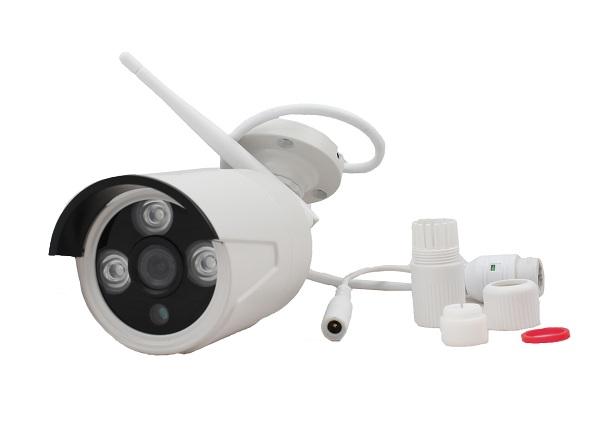 Telecamere per la videosorveglianza IP 1Mpx 720P WiFi Wireless