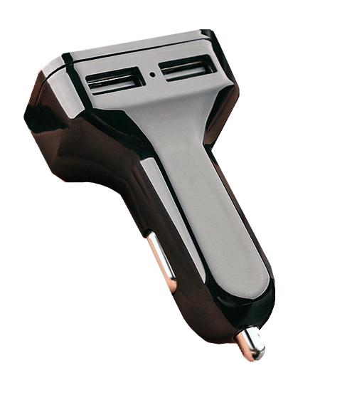 CimiceCar Caricatore USB da auto con localizzatore GPS