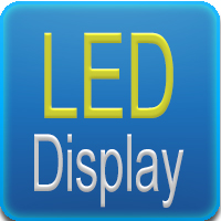 Display led retroilluminato
